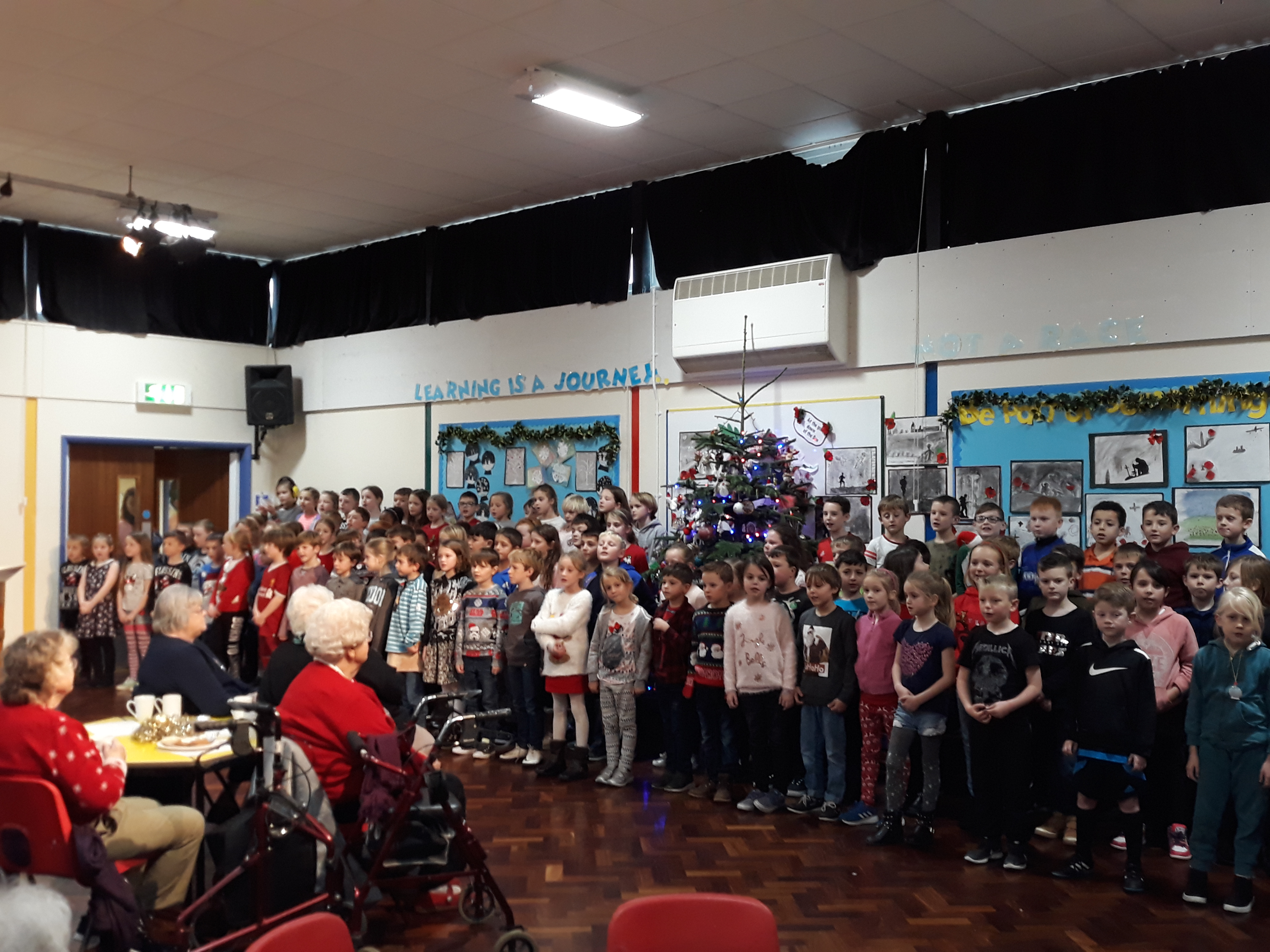 Tms Community Concert Threemilestone Primary School